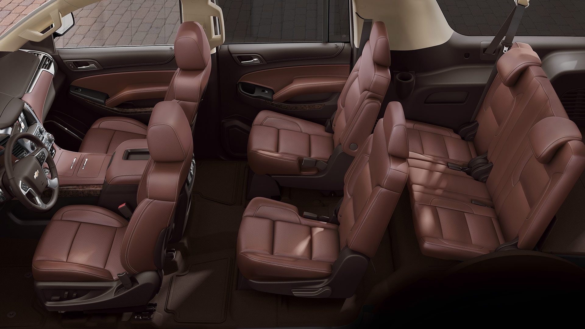 Chevrolet Suburban Seating