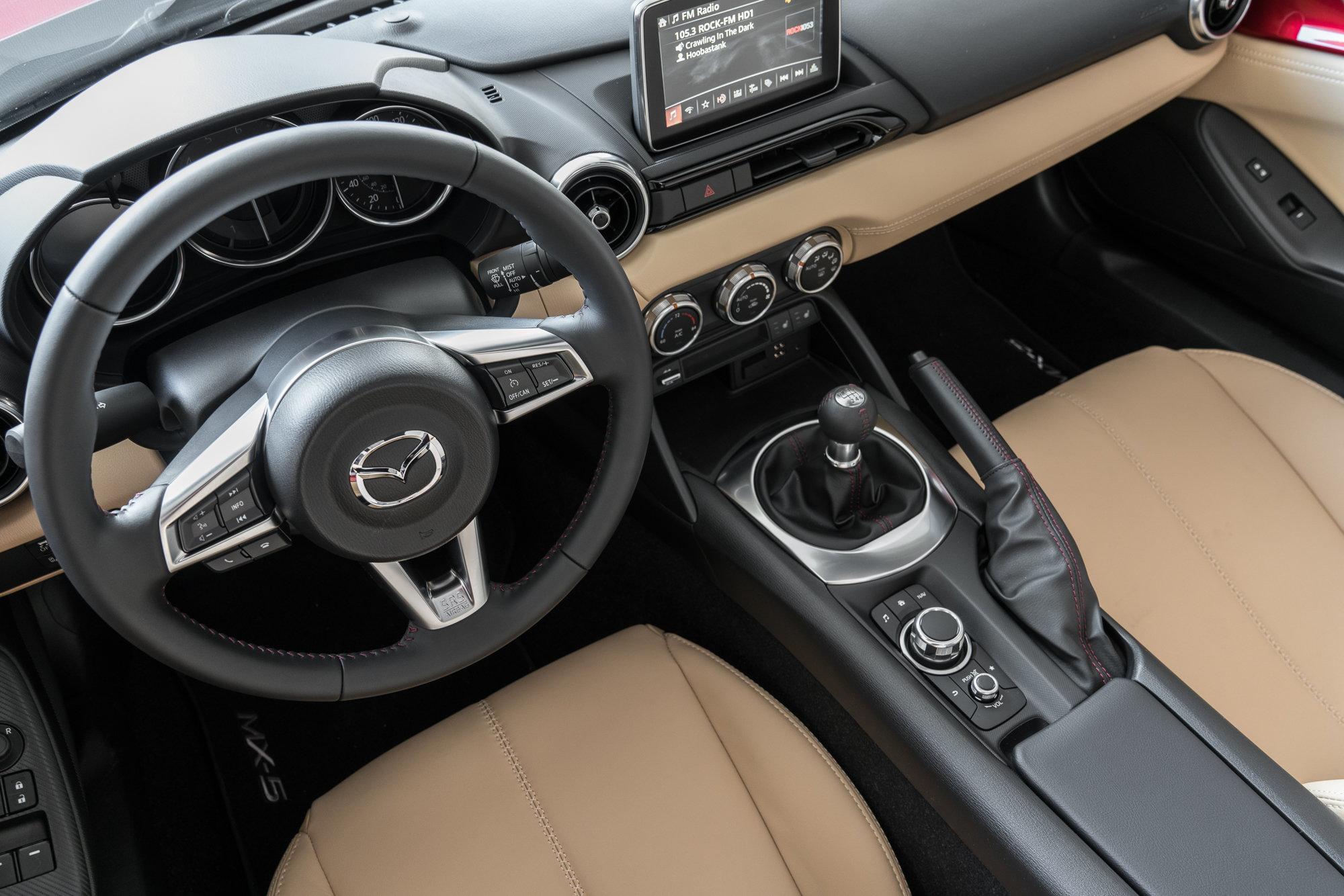 2018 Mazda Mx 5 Miata Preview Pricing Release Date