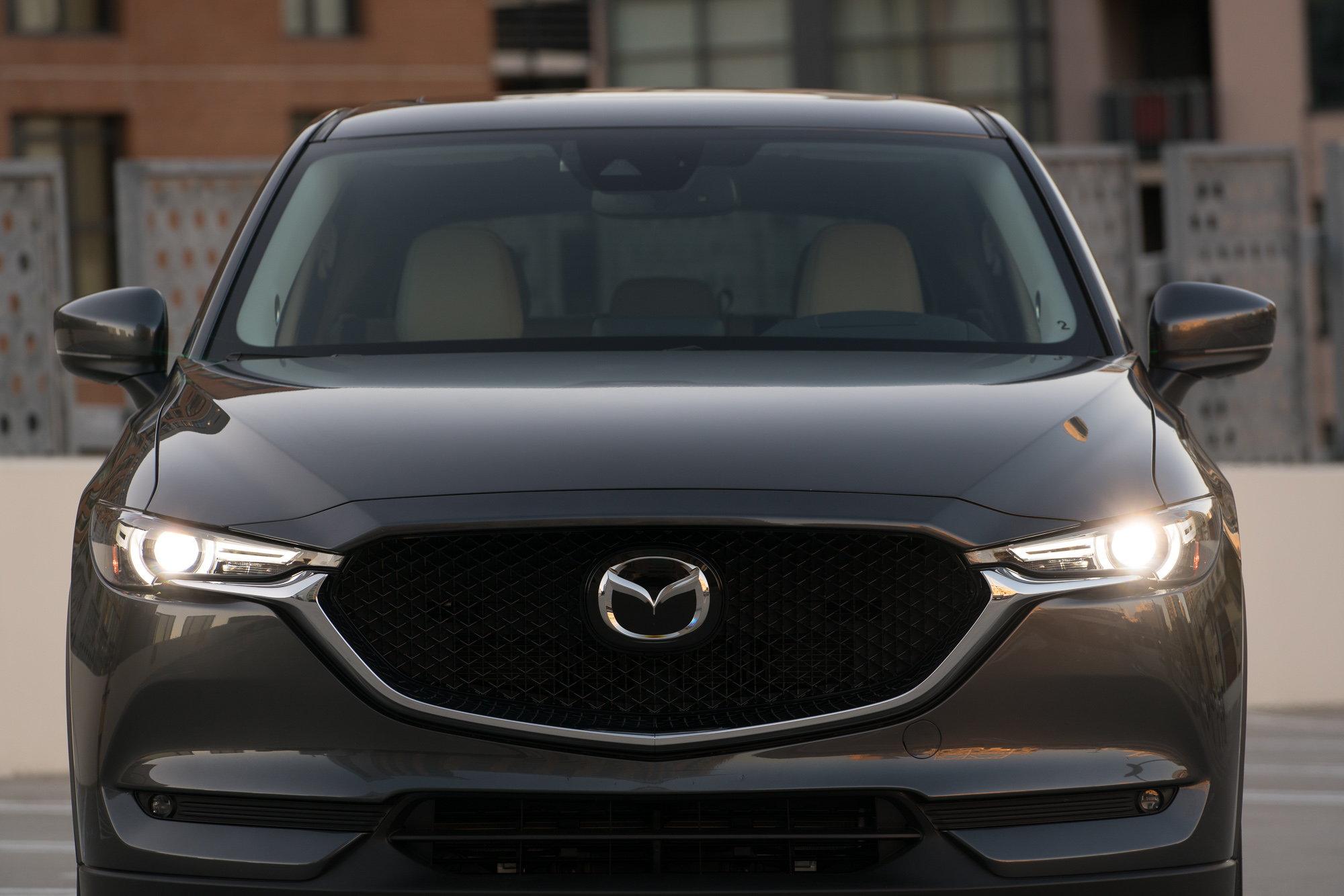Price Of Mazda 5 >> 2018 Mazda CX-5: Preview, Pricing, Release Date