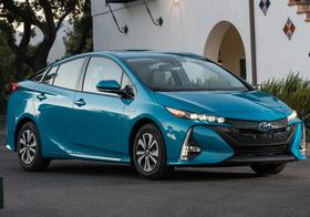 Toyota Prius Prime Best Deal Lease
