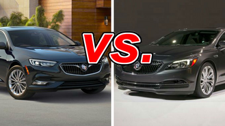 Buick Offers A Pair Of Four Door Models That Suit Wide Range Ers In The Regal And Lacrosse While There Are Many Similarities Between These Showroom