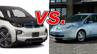 Bmw I3 Vs Nissan Leaf Carsdirect