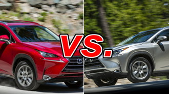 And It Comes In Two Flavors The Conventional Nx 200t Ed By Lexus S First Ever Turbocharged Engine Hybrid 300h
