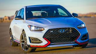 First 2019 Hyundai Veloster N Lease Costs Nearly 500 Month Carsdirect