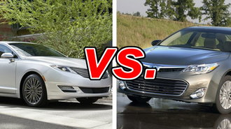 ... Have Sounded Like Two Mismatched Things. But Like Peanut Butter And  Chocolate, They Work Well. The Lincoln MKZ Hybrid And The Toyota Avalon  Hybrid Are ...