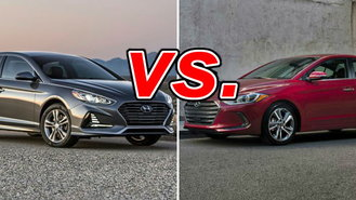 The Hyundai Lineup Is Home To A Pair Of Likable Sedans That Post Strong  Sales Year After Year. Both The Compact Elantra And Midsize Sonata Offer  Attractive ...