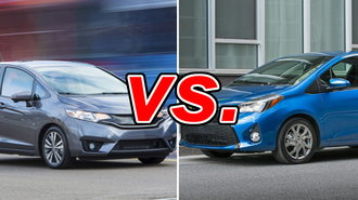 Superb A Reliable Favorite Of Economy Car Buyers, The Honda Fit Continues To Offer  Frugal Operation And Even Some Fun For The Driver. The Smallest Honda Is  Also A ...