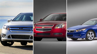 Top Used Sedans Carsdirect