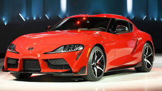 2020 Toyota Supra Gets 2 Mpg Less Than Bmw Z4 Despite 80 More Hp