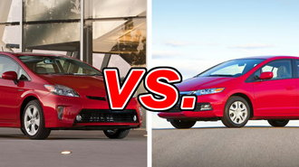 The Original Honda Insight Might Have Beaten Toyota S Prius To U Market But Those First Generation Hybrids Had Little In Common Was A