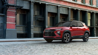 Chevy Trailblazer Set To Return Next Year - CarsDirect