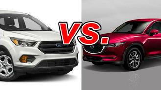 Ford Escape Vs Mazda Cx 5 Carsdirect