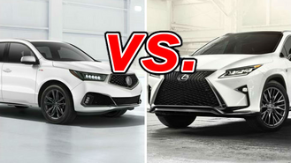 Acura And Lexus Were Once Little More Than Er Alternatives To Bmw Mercedes Benz Audi Vehicles Now They Sit Among The Best Of In