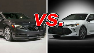 Segment That Includes Well Equipped Sedans Don T Quite Hold The Brand Cachet As True Luxury Cars Like Buick Lacrosse And Toyota Avalon