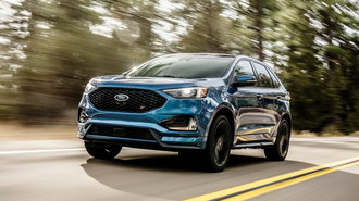 Ford Edge Update Edge St Replaces Sport