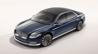 York International Auto Show Is That Lincoln Has Resurrected One Of The Most Iconic Models Ever With Introduction 2017 Continental