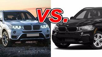 bmw x3 vs. bmw x5 - carsdirect