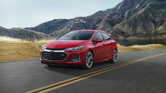 2019 Chevy Cruze Not Getting Cvt After All Carsdirect