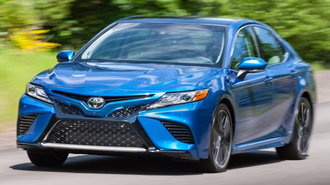 Best toyota camry lease deals