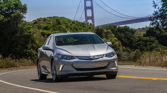 2019 Chevrolet Volt Charging Time Reduced
