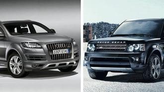 Audi Q7 Vs Land Rover Range Sport