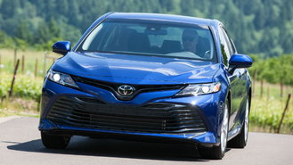 2019 Toyota Camry Sienna Will Support Le Carplay Alexa