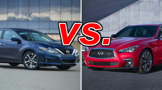 Infiniti Q50 Now $9 More To Lease Than Nissan Altima ...
