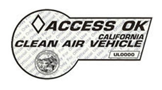 Considering A New Plug In Vehicle California Odds Are Your Potential Car Is Eligible For Hov Lane Sticker Issued By The Department Of