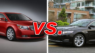Buick LaCrosse Vs Ford Taurus CarsDirect - Buick ford