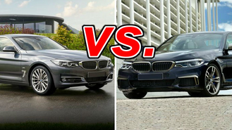 Bmw 3 Series Vs Bmw 5 Series Carsdirect