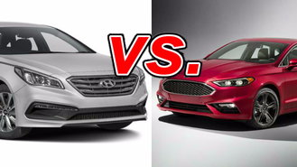 In The Hotly Contested Midsize Sedan Segment, The Hyundai Sonata And Ford  Fusion Do Battle With Some Of The Best Selling Cars On The Planet.