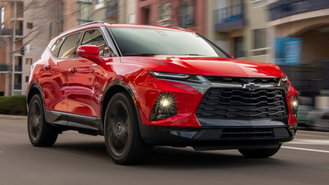 Chevy Slashes Blazer Lease Prices (But Not In The Way You ...