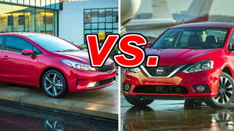 kia forte vs nissan sentra carsdirect. Black Bedroom Furniture Sets. Home Design Ideas