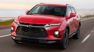 2020 Chevy Blazer Redline Edition Priced From $37,735 ...