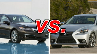 The Bmw 3 Series And Mercedes Benz C Cl Have Long Dominated Compact Luxury Segment However In Recent Years Anese Automakers Lexus Acura