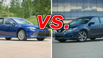 Car Comparisons And Head To Head Matchups Carsdirect