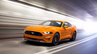 Ford Mustang Gt Will Return Up To  Mpg With New  Speed Automatic