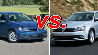 Automakers Like Volkswagen Have Started To Offer Multiple Vehicles In One Segment Both The Golf And Jetta Compete Compact Car