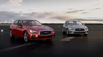 Infiniti Recalls Sedans Coupes Over Stalling