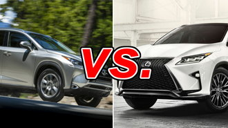 Lexus Nx Vs Rx 2017 Best New Cars For 2018