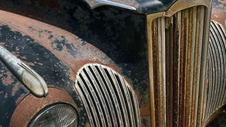 Car Restoration Rust