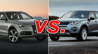 Audi Q5 Vs Land Rover Discovery Sport Carsdirect