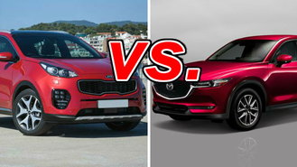 The Kia Sportage And Mazda CX 5 Will Never Burn Up The Sales Charts, But  They Remain Consistent And Continue To Cater Well To The Younger  Demographic.