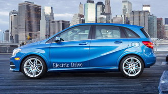 Mercedes Benz B Cl Electric Gets Unadvertised Incentives Potentially Creating A Top Ev Lease Deal In April