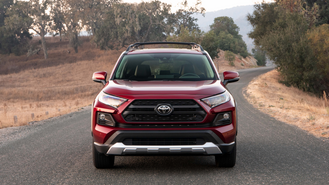 2019 Toyota Rav4 Fails To Earn Top Iihs Safety Rating