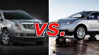 Cadillac SRX vs. Lincoln MKX - CarsDirect