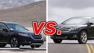 If You Re A Car Person But Need Little Extra Utility Take Look At The Honda Crosstour And Toyota Venza Two Of Most Sedan Like Crossovers On