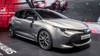 At This Year S Geneva Motor Show Toyota Unveiled An Updated Auris A European Market Vehicle That American Consumers Know As The Corolla Im