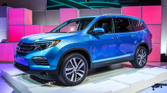 2016 honda pilot most expensive honda carsdirect for Honda most expensive car