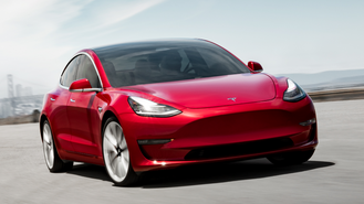 How much to lease a tesla
